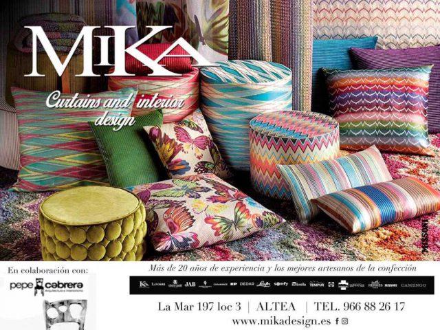 Mika Design en «The Costa Blanca Guide»