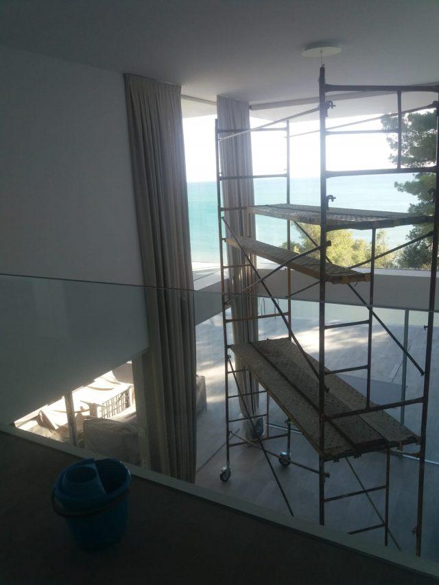 instalaciones en altura
